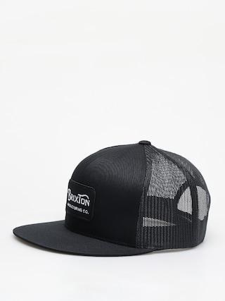 Czapka z daszkiem Brixton Grade Mesh ZD (black/black)