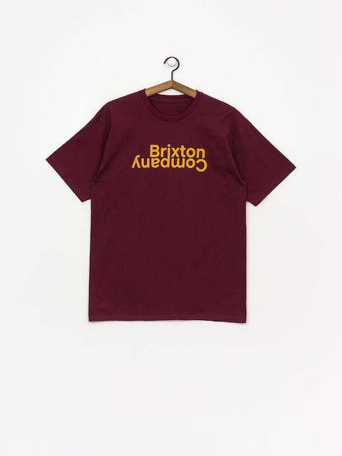 T-shirt Brixton Revert II Stt