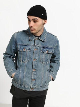 Kurtka Brixton Cable Denim (faded indigo)