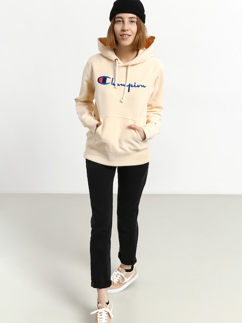 Bluza z kapturem Champion Hooded Sweatshirt HD Wmn (vnc)
