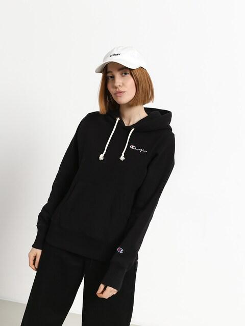 Bluza z kapturem Champion Reverse Weave Hooded Sweatshirt HD Wmn