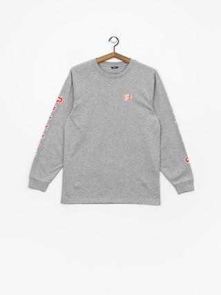 Longsleeve Brixton Primo Stt (heather grey)