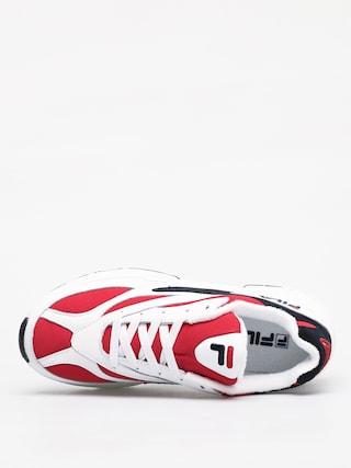 Buty Fila Venom Low (white/fila navy/fila red)