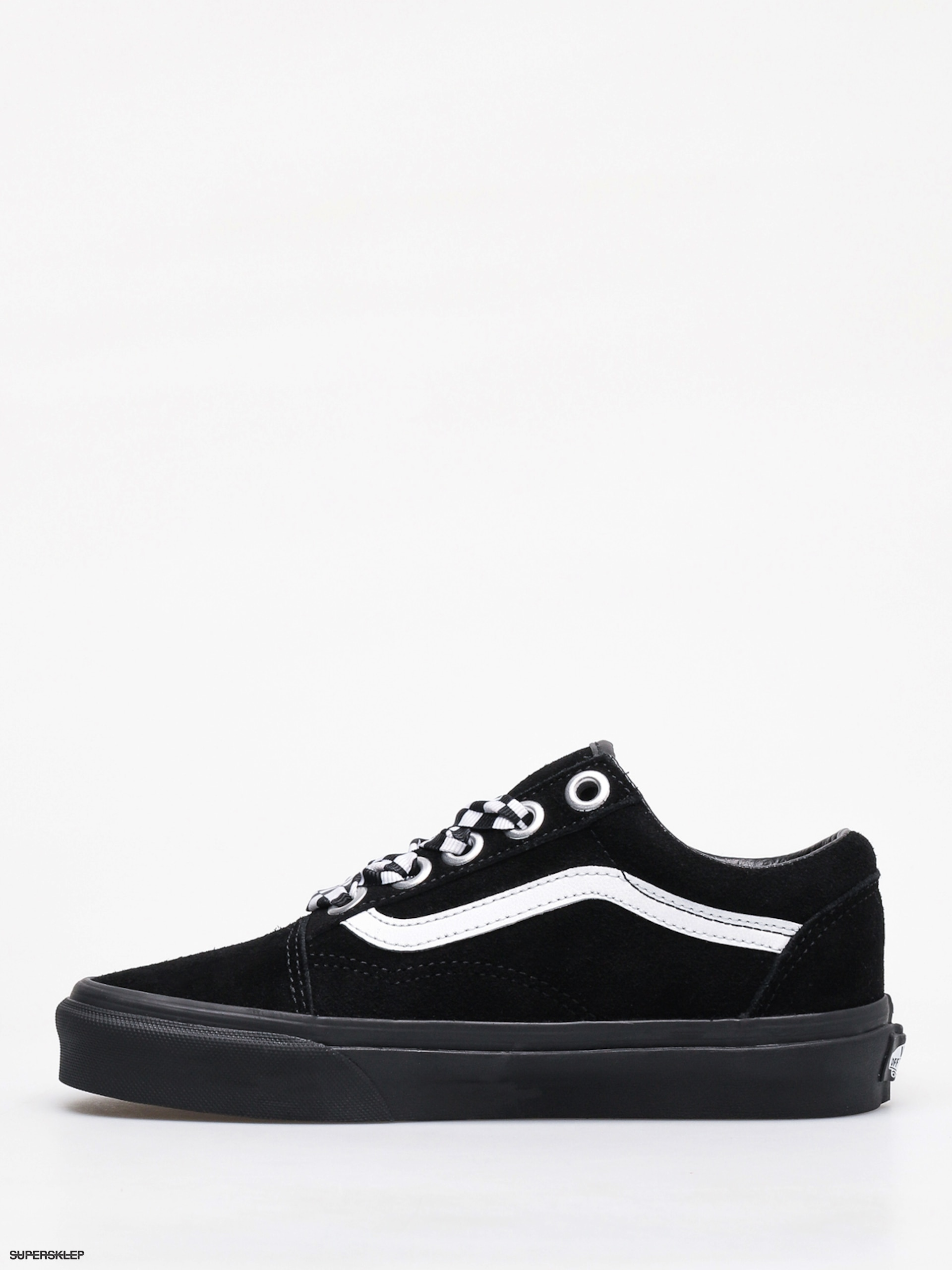 Buty Vans Old Skool (check lace)