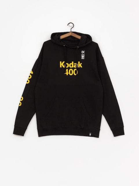 Bluza z kapturem Girl Skateboard Kodak Gold 400 HD