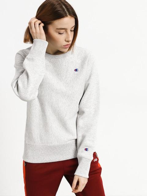 Bluza Champion Premium Reverse Weave Crewneck Wmn