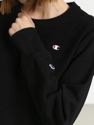 Bluza Champion Premium Reverse Weave Crewneck Wmn (nbk)