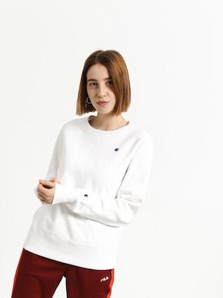 Bluza Champion Reverse Weave Crewneck Sweatshirt Wmn (wht)