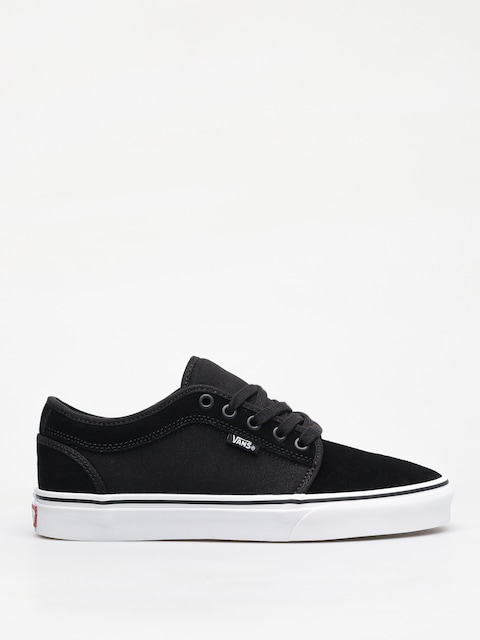 Buty Vans Chukka Low (suede/black/true white)