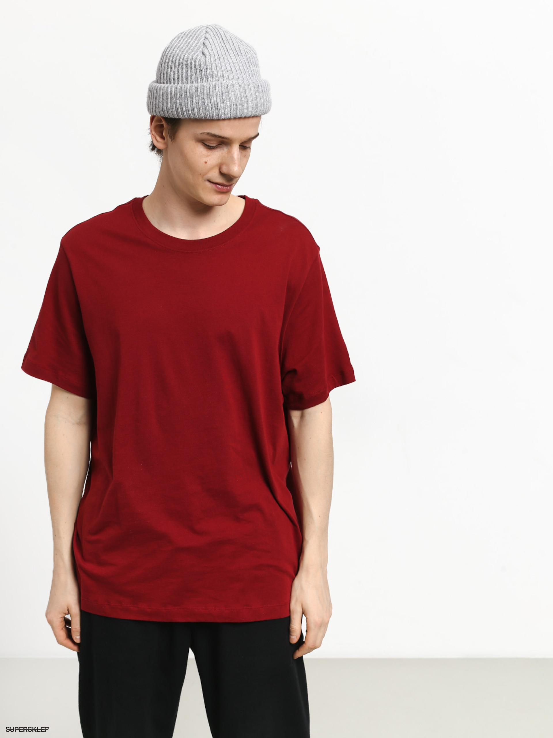 e7c44767c T-shirt Nike SB Sb Essential (team crimson)
