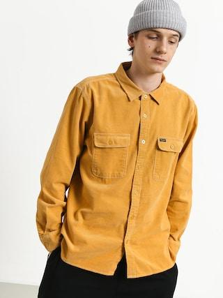 Koszula Brixton Archie Flannel (nugget gold)