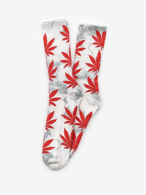 Skarpetki HUF Plantlife Tie Dye (grey)