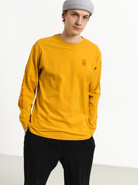 Longsleeve Brixton Frame Stt (yellow)