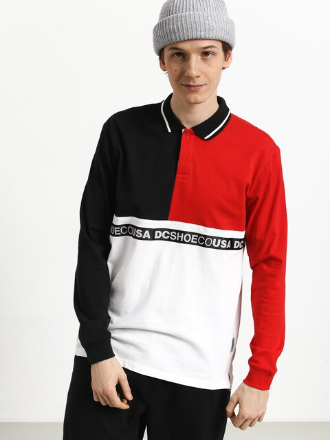 Polo DC Walkley Ls (black)