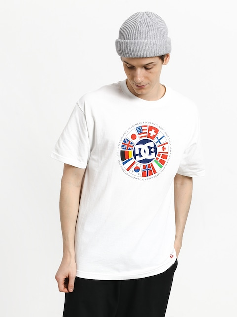T-shirt DC Intle (white)