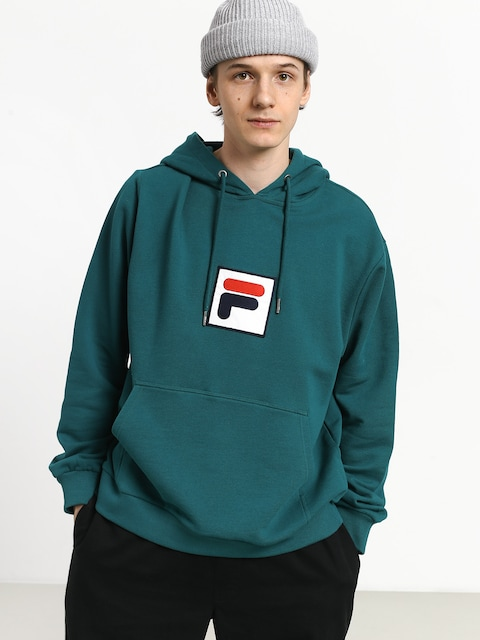 Bluza z kapturem Fila Shawn HD (shaded spruce)