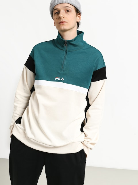 Bluza Fila Herron (shaded spruce/black/whitecap gray)