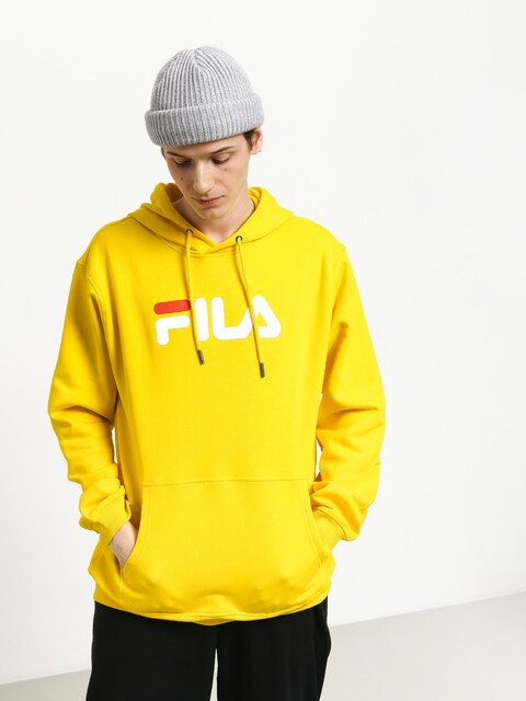 Bluza z kapturem Fila Pure HD (empire yellow)