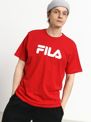 T-shirt Fila Pure Short Sleeve Shirt (true red)