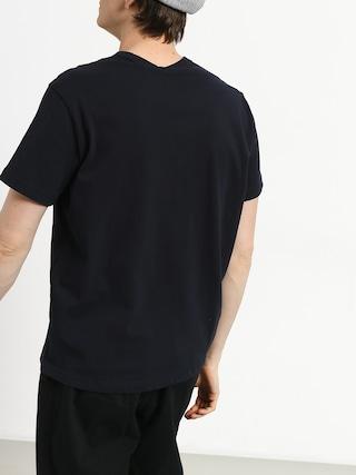 T-shirt Champion Premium Reverse Weave Left Chest Logo (nny)