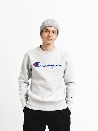Bluza Champion Premium Reverse Weave Big Logo Crewneck (loxgm)
