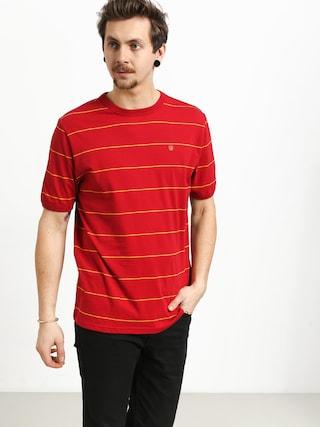 T-shirt Brixton B Shield (scarlet)