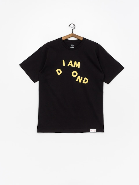 T-shirt Diamond Supply Co. I Am