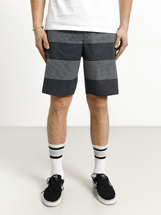 Boardshorty Brixton Barge Stripe Trunk (navy/off white)