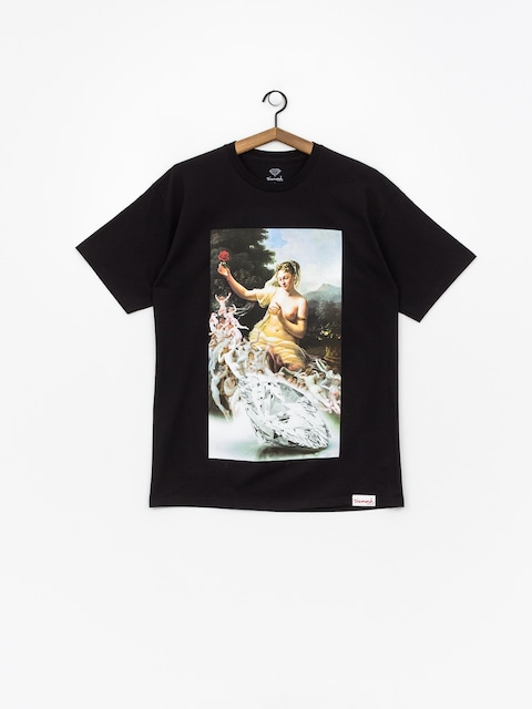 T-shirt Diamond Supply Co. Desire
