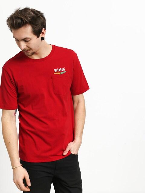T-shirt Brixton Velocity Pkt