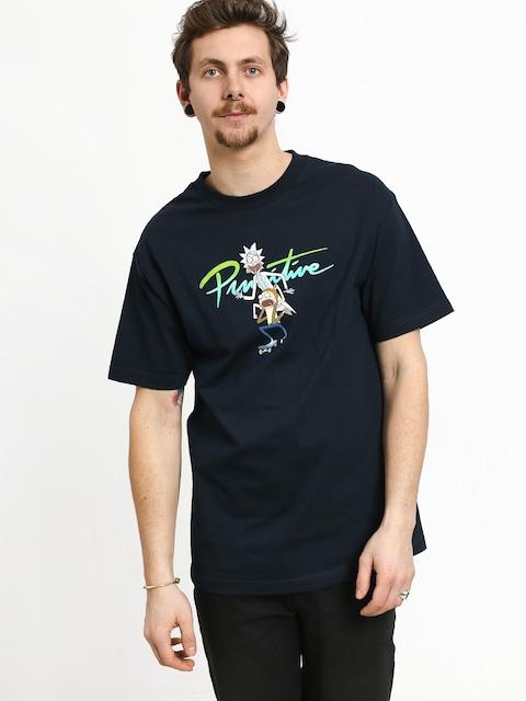 T-shirt Primitive Nuevo Rnm Skate