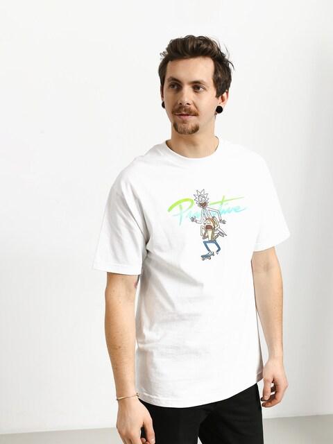 T-shirt Primitive Nuevo Rnm Skate (white)