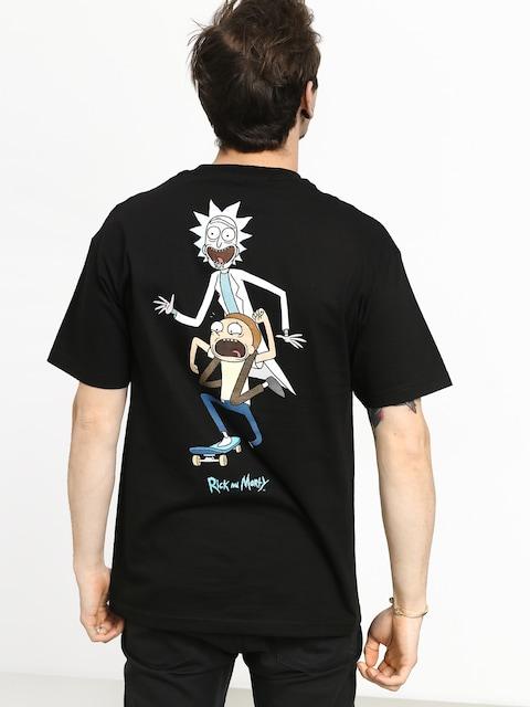 T-shirt Primitive Classic P Rnm Skate (black)