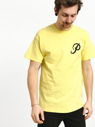 T-shirt Primitive Classic P Rnm Skate (yellow)