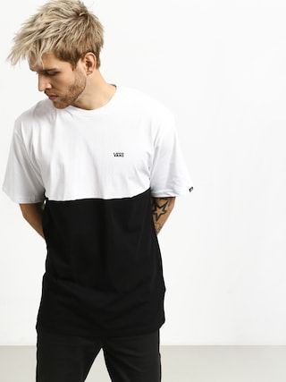 T-shirt Vans ColorBlock (white/black)