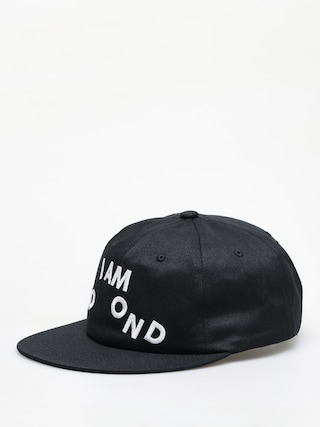 Czapka z daszkiem Diamond Supply Co. I Am Unstructur ZD (black)