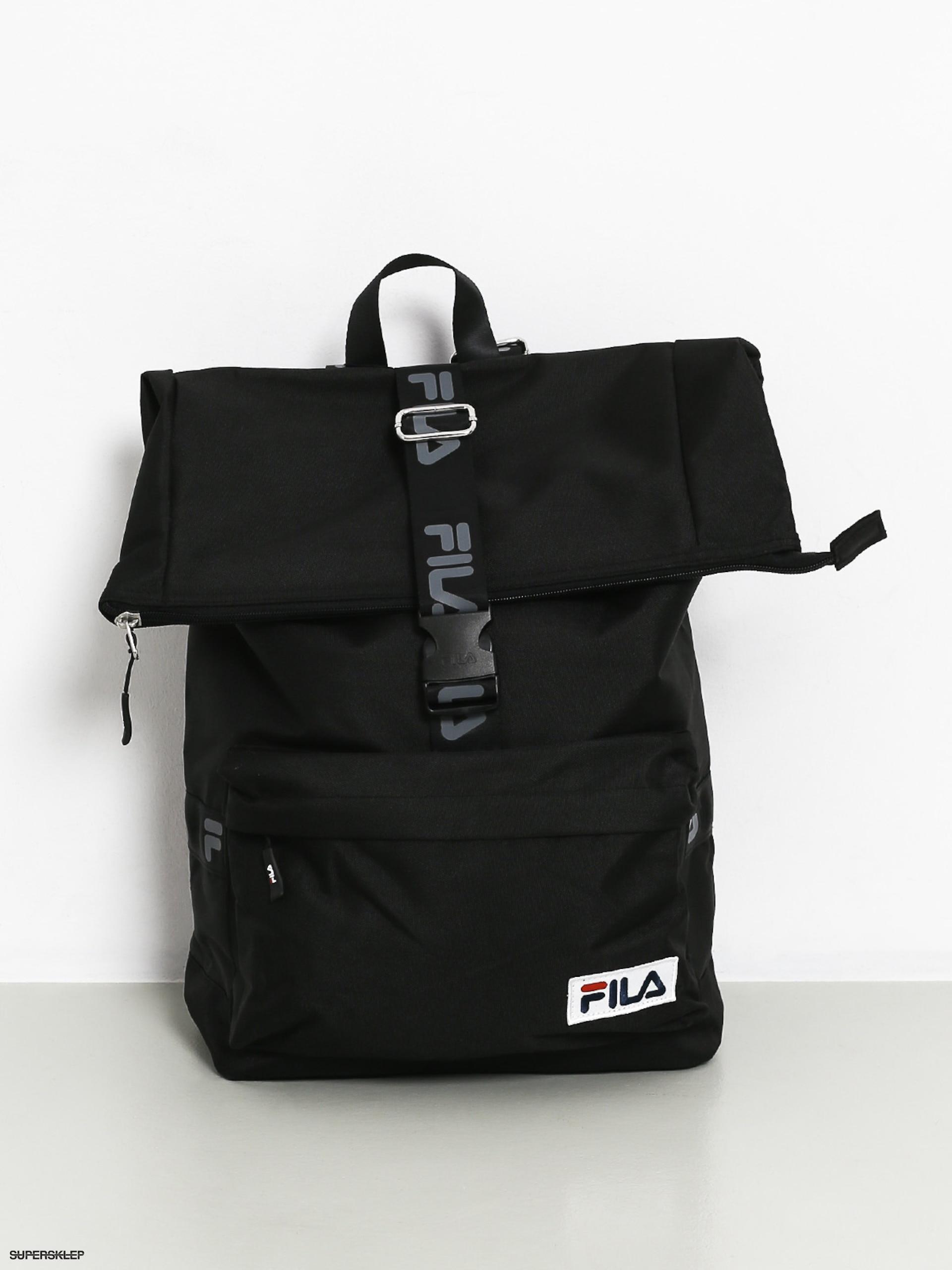 da6c475dc3ff9 Plecak Fila Orebro (black)