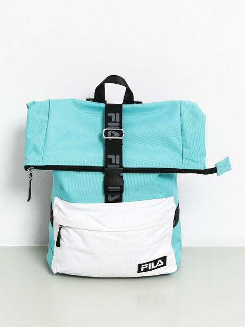 Plecak Fila Orebro (blue curacao/black)