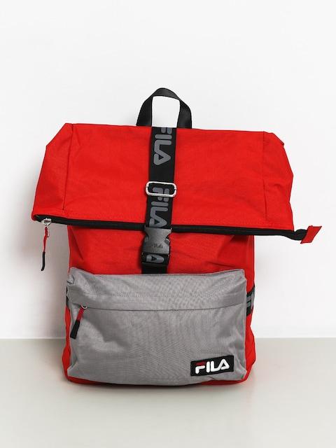 Plecak Fila Orebro (fiery red/black)