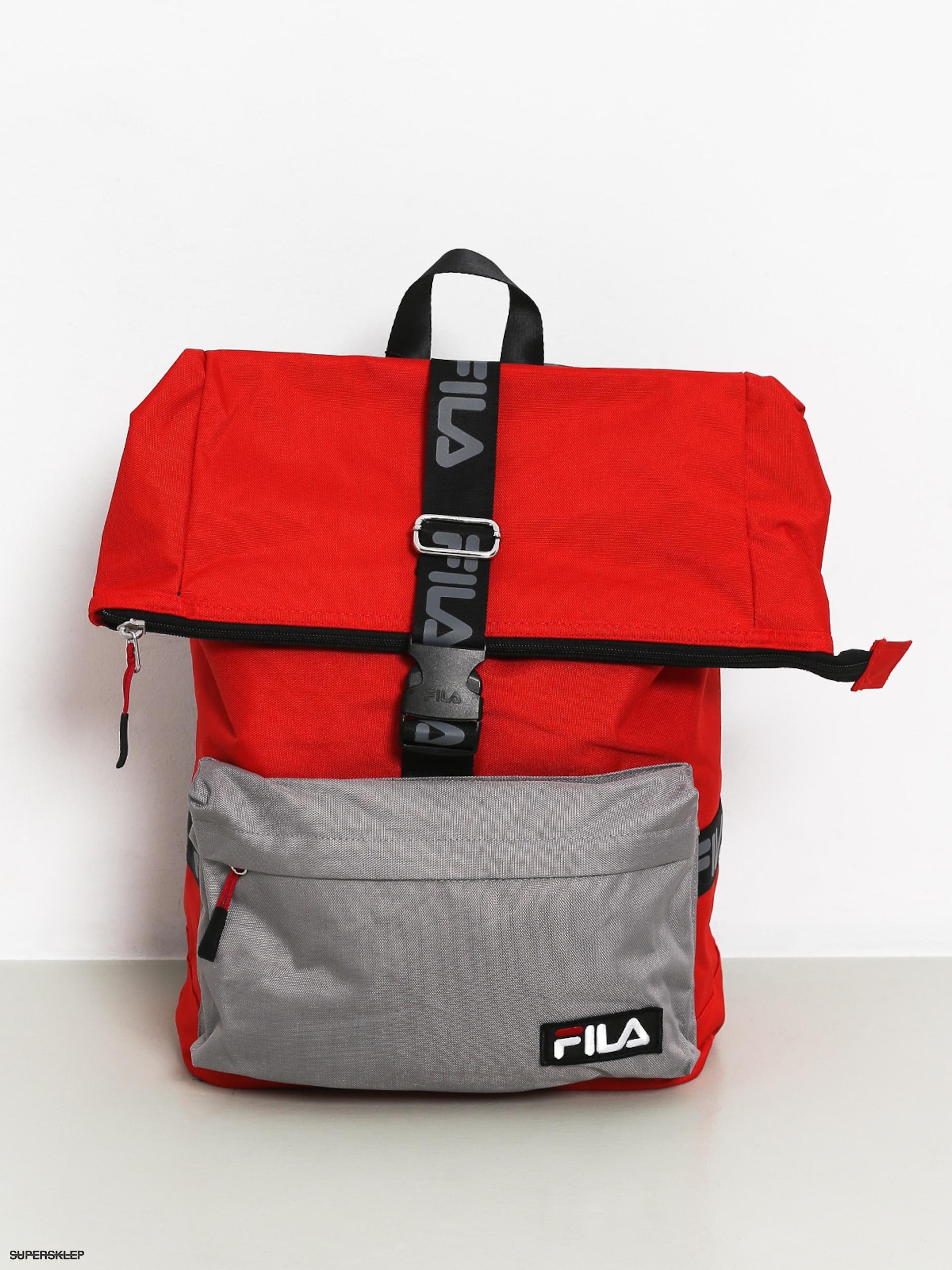 ce947af73bea5 Plecak Fila Orebro (fiery red/black)