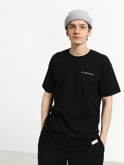 T-shirt Diamond Supply Co. Marquise