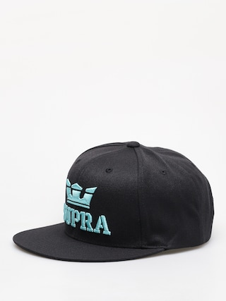 Czapka z daszkiem Supra Above II Snapback ZD (black/electric)