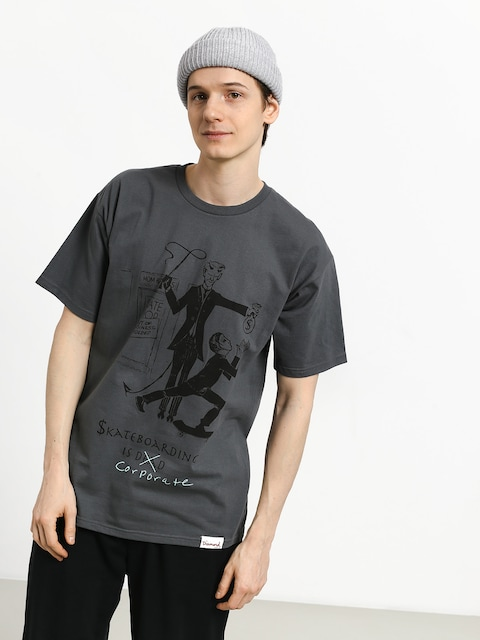 T-shirt Diamond Supply Co. Skate Crime