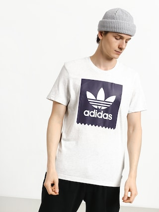 T-shirt adidas Solid Bb (palmel/trapur)