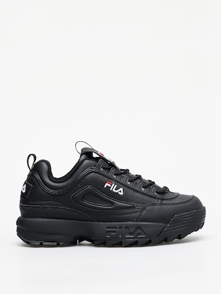 Buty Fila Disruptor Low (black/black)