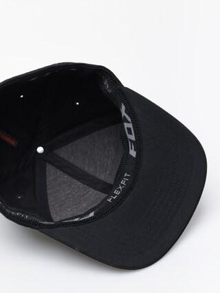 Czapka z daszkiem Fox Legacy Flexfit ZD (black)