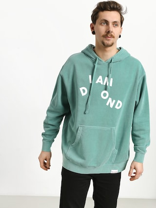 Bluza z kapturem Diamond Supply Co. I Am HD (mint)