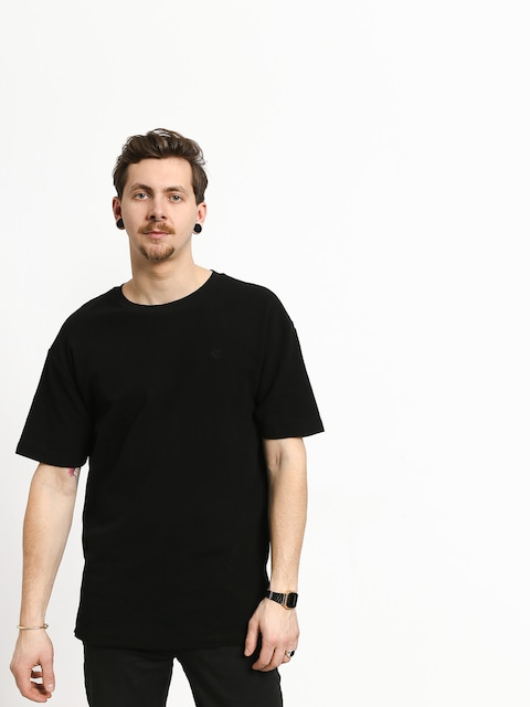 T-shirt Diamond Supply Co. Brilliant Over Sized (black)