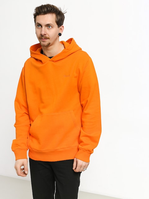 Bluza z kapturem Diamond Supply Co. Brilliant Overdyed Oversized HD (orange)