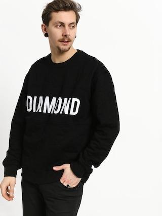 Bluza Diamond Supply Co. Diamond Quilted (black)